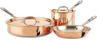 All-Clad c2 COPPER-CLAD 5-Piece Cookware Set