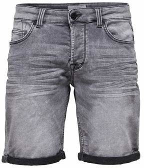 ONLY & SONS Faded Sweat Denim Shorts