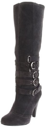Naughty Monkey Women's Concur Knee-High Boot