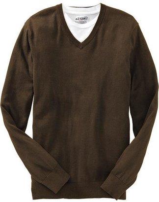 Old Navy Men's Lightweight V-Neck Sweaters