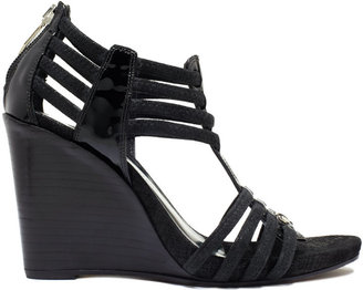 Donald J Pliner Women's Ginnie Wedge Sandals