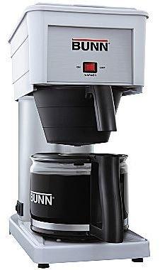 Bunn-O-Matic BXW Velocity Brew 10-Cup Coffee Maker