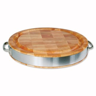 John Boos 15-Inch Round Hard Rock Maple Cutting Board