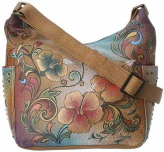Anuschka 433 Hobo Bag $213 thestylecure.com