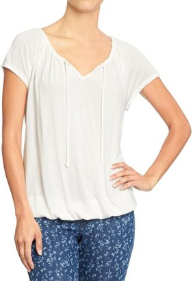 Old Navy Women's Raglan-Sleeved Boho Tops