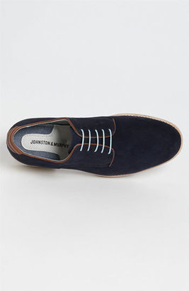 Johnston & Murphy Men's 'Ellington' Suede Buck Shoe