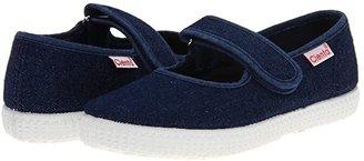 Cienta 5600031 (Infant/Toddler/Little Kid/Big Kid) (Denim) Girls Shoes