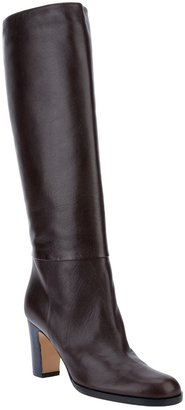 Avril Gau 'Alenew' knee high boot