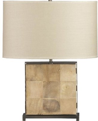 Crate & Barrel Bryn Table Lamp