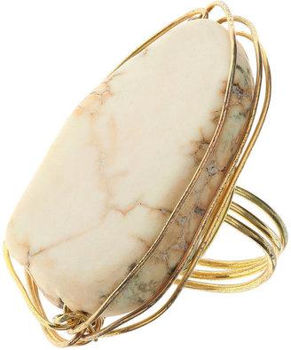 Miss Selfridge Semi p wrap ring