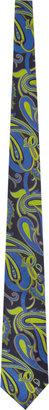 Duchamp Paisley Neck Tie