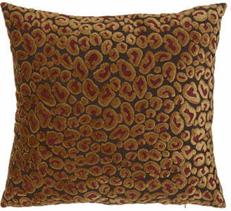 Loren D.V. Kap Home Cheetah Pillow
