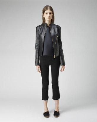 The Row Driker Leather Jacket