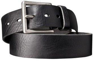 Mossimo Men's Leather Belt - Black
