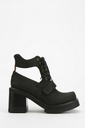 Jeffrey Campbell Exeter Cutout Ankle Boot