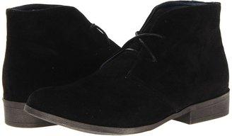 Madden-Girl Dezertt (Black Fabric) - Footwear