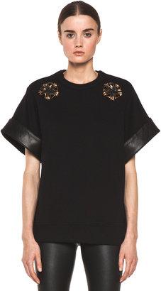 Givenchy Star Sweatshirt in Black