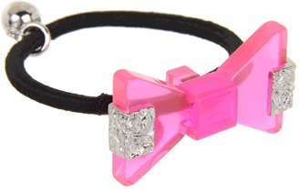 Marc by Marc Jacobs Bow Pony (Knockout Pink) - Accessories