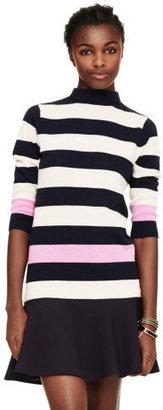 Club Monaco Selma Stripe Cashmere Sweater