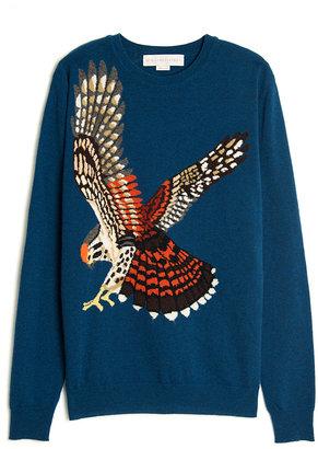 Stella McCartney Eagle Knit Sweater