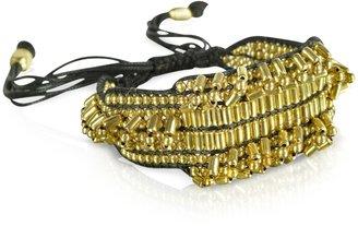 Antik Batik Elias Golden Beads Bracelet