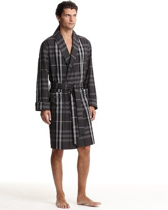 Burberry Beat Check Robe