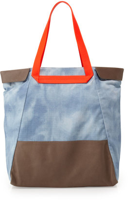 Be & D Nixie Colorblock Tote