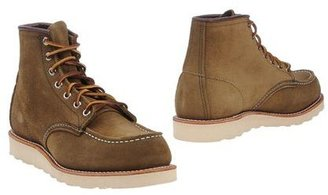 Red Wing Shoes Ankle boots