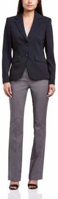 Basler Women's 918030.001 Short 2-Button Long Sleeve Jacket,(Manufacturer Size:52)