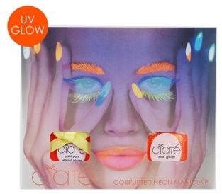 Ciaté Club Tropicana UV Glow Manicure Set
