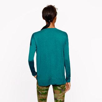 J.Crew Merino V-neck boyfriend sweater