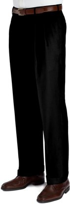 Jos. A. Bank Traveler Pleated Front Trousers- Extended Sizes