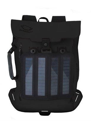 O-Range - Nylon Backpack With 4.5w Solar Panels