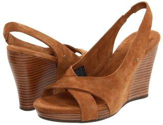 UGG Hazel II (Chestnut) - Footwear