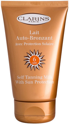 Clarins Self Tanning Milk with SPF 6