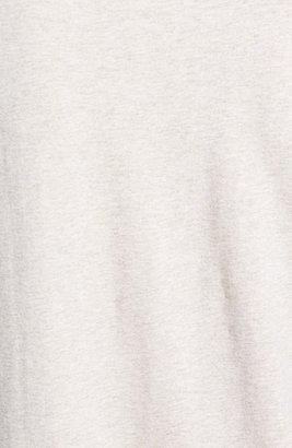 Caslon Embellished Sleeve Tee