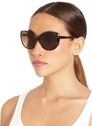 Oliver Peoples Hedda 60MM Oversized Sunglasses