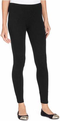 Hue Cotton Leggings, A Macy's Exclusive $25.98 thestylecure.com