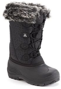 Kamik Girls' Snowgypsy Winter Boots $59.99 thestylecure.com