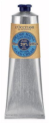 L'Occitane en Provence Shea Butter Dry Skin Hand Cream 5.2 oz (154 ml)