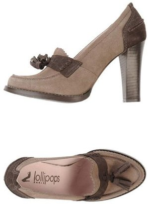 Lollipops Moccasins with heel