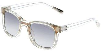 Kris Van Assche Linda Farrow By clear sunglasses