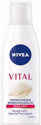 Nivea Vital Cleansing Milk by 200ml Milk)