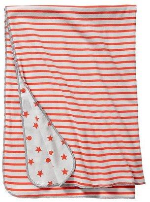 Gap Reversible baby blanket