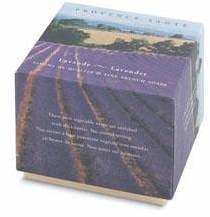 Provence Sante Lavender Gift Soap 2 Bar Set by 2.7ozea Bar)