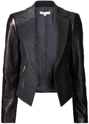 Michael Kors two-tone jacket