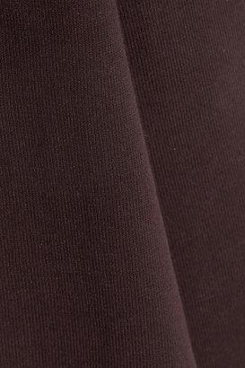 Alexander Wang Cotton-blend top