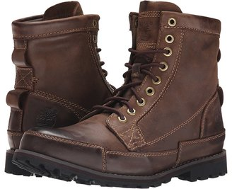 Timberland Earthkeepers Rugged Original Leather 6 Boot Men's Lace-up Boots