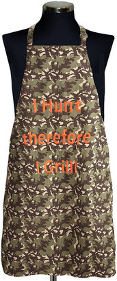 JCPenney Men's I Hunt Therefore I Grill Apron