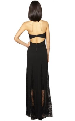 Alice + Olivia Francesca Strapless Dress